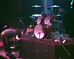 "Gerry North Cannizzaro at the Troubadour, W. Hollywood, CA 10/31/1991 ""Virtual Reality"" show."