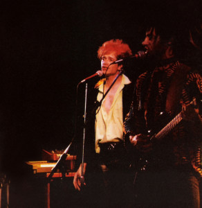 Patt and Bob at The Roxy Theater, W. Hollywood - 06.04.1989