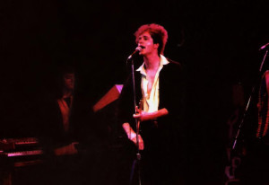 Patt and Marty at The Roxy Theater, W. Hollywood - 06.04.1989