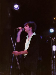 Patt Connolly at The Roxy Theater, W. Hollywood - 06.04.1989