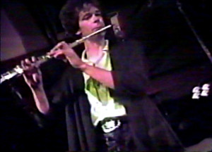 Patt Connolly at Bogarts, Long Beach Marina -  June 18, 1989