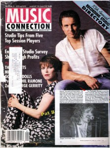 Music Connection Review of 'Virtual Reality' May 17th, 1991