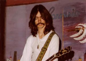 Garth Huels - Lead Guitar & Vocals - McVan's November 22, 1978