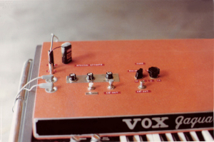 The Vox Jaguar tricked out
