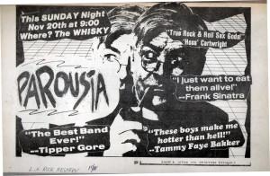 L.A. Rock Review, Nov. 1988