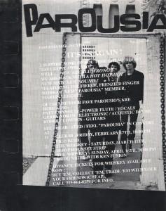 Flyer -  Club 88 - 02.17.1989