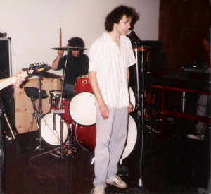 Patt Connolly - Dec 1989 - Uncle Rehearsal studios