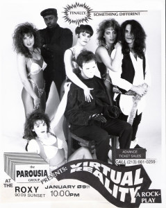 Parousia at the Roxy 01.09.1992