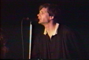 Patt Connolly at Club 88, W. Los Angeles, CA - March 2, 1990