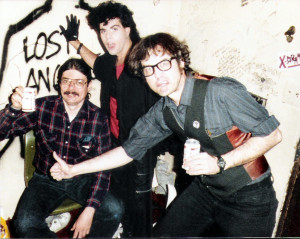 Backstage with Gerry Cannizzaro & Chuck Harter June 1988
