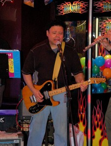 Barry Cannizzaro and Patt Connolly - Zebb's. 05.20.15