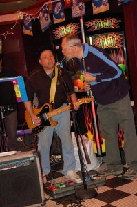 Barry Cannizzaro and Patt Connolly (3) Zebb's 05.20.15