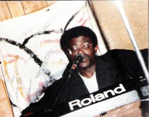 Bill Simms Feb 1988 - Tuloarosa Dr, Rehearsal