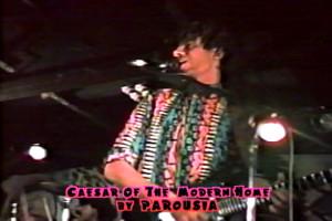Robert Lowden - Parousia at Bogart's June 18, 1989