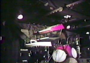 Marty Leggett at Bogarts, Long Beach, CA -  06.18.1989