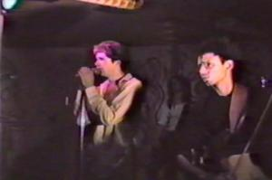 Parousia presents Exclusive Momentum Show at the Chamber - 04.26.1986