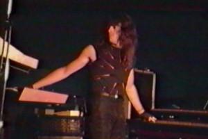 Marty Leggett at Club 88, March 2, 1990
