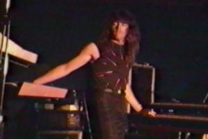 Marty Leggett at Club 88 March 02, 1990