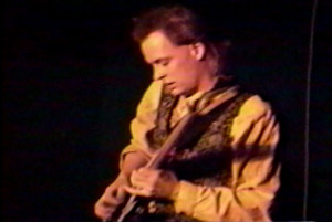 Dudley Taft at Club 88 March 02, 1990
