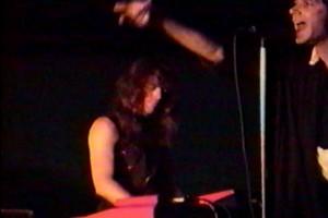 Marty Leggett & Patt Connolly at Club 88, March 2, 1990