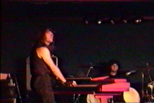 Marty Legget & Gerry Cannizzaro at Club 88, March 2, 1990