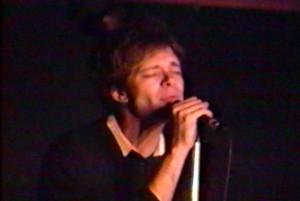 Patt Connolly at Club 88, March 2, 1990