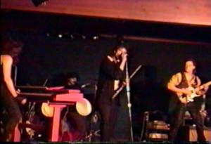 Parousia at Club 88, March 2, 1990