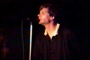 Patt Connolly at Club 88 March 02, 1990