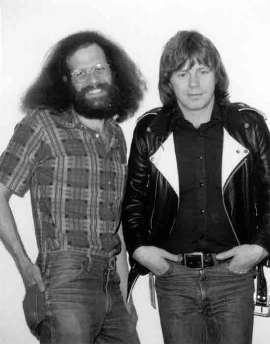 Dave Edmunds and Gary Storm