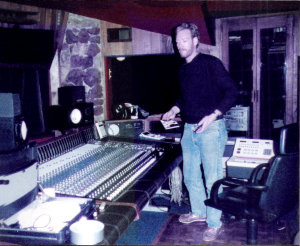 Eric Scheda - Rusk Studios Hollywood, CA. 1988