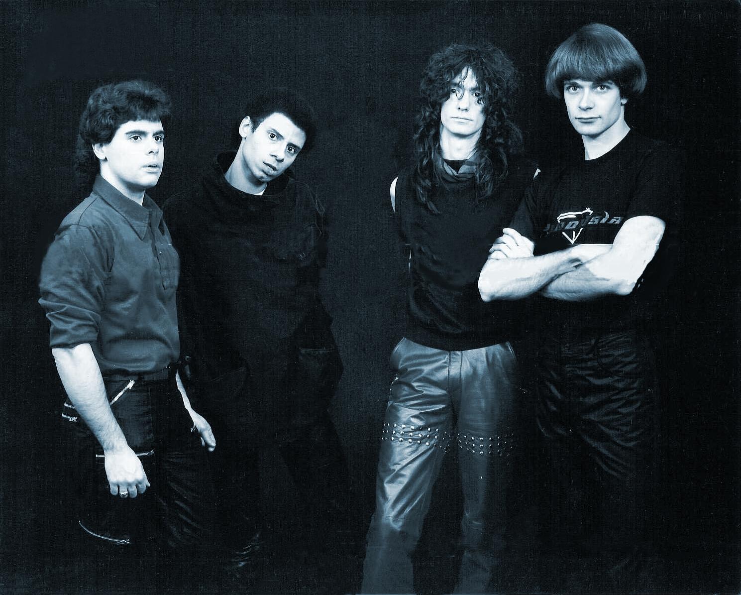 Prog-Pop Rockers Parousia 1985