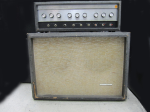 Fender Silvertone amp