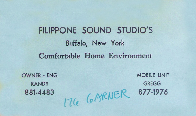 Filippone Sound Studios