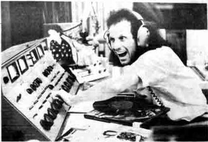 Gary Storm Oil of Dog Radio show