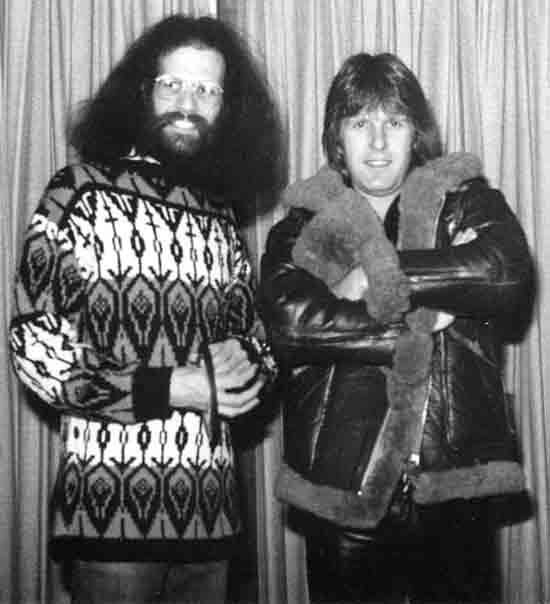 Keith Emerson and Gary Storm