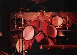 Gerry North Cannizzaro Video release party at the Chamber - December 1984