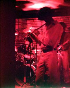 Parousia at the Plant-6 (Niagara St.) Saturday July 12, 1980