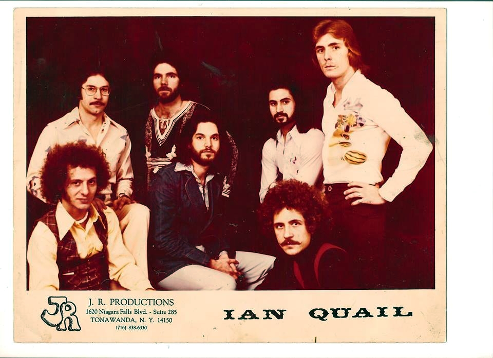 Ian Quail Promo Photo