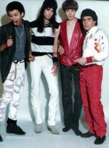 Keep Running video promo pics - 1984