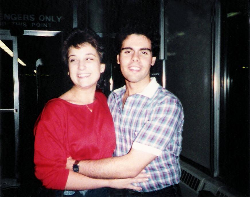 Kim Montesano & Gerry Cannizzaro