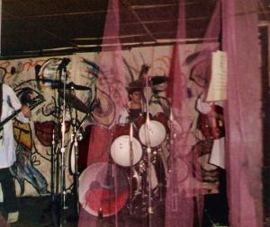 Parousia presents Love, Lust & Wreckage Show at Broadway Joe's - 02.14.86