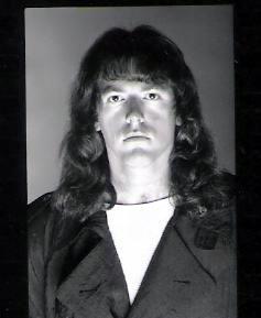 Marty Leggett - Photo Session 1989