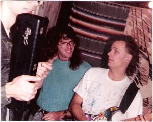 Marty Leggett w. P.Connolly & D.Taft Oct.1989
