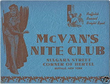 McVans Nite Club_Coaster 1940's