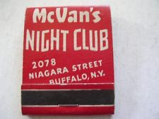 McVans_book of matches