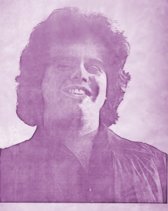 Gerry North Cannizzaro - Parousia photo session - Elmwood Art Gallery May 4, 1980