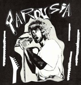 Parousia Flute & Guitar Flyer 1989