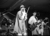 Parousia performs 'MYRON' at the Buffalo Backstage Music awards - November 23,1981