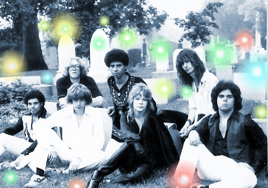 Parousia at Forest Lawn 1980 (4) color orbs