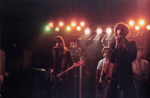 Parousia at the Wooden Nickel, Olean, NY - Dec. 27th 1981